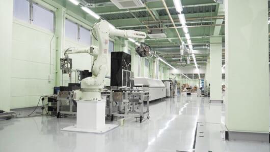 工場のラインから人が消えた…!? アイリスオーヤマ、1兆円企業に向け「自動化」を徹底した新工場を設立