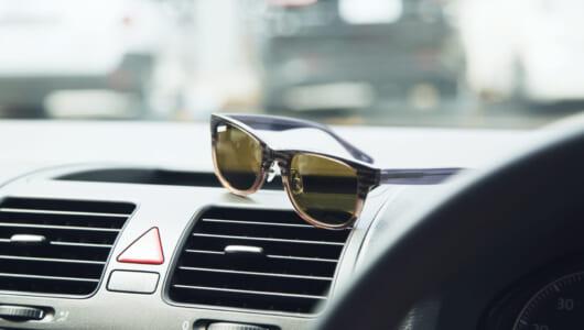 紫外線が目に溜まるってどういうこと!? 運転中の瞳を守るサングラス活用法