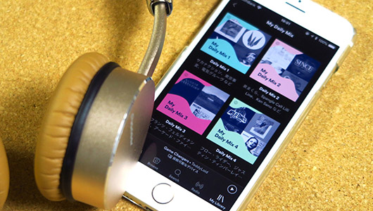 進化する音楽聴き放題サービス「Spotify」はココがすごい! 人気の秘密を大解剖!