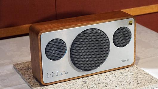 ワイヤレスも高音質時代へ! 新生オラソニックから高音質Bluetoothスピーカー「IA-BT7」登場