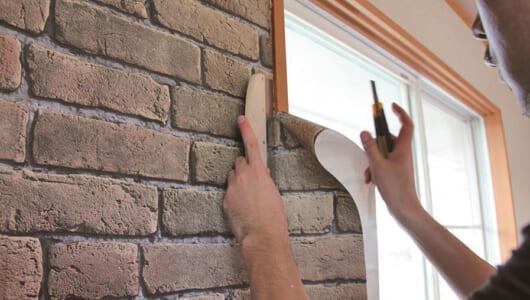 【DIY】お部屋改造なら「壁紙」がおすすめ!! 手間なし&イメチェン効果、抜群