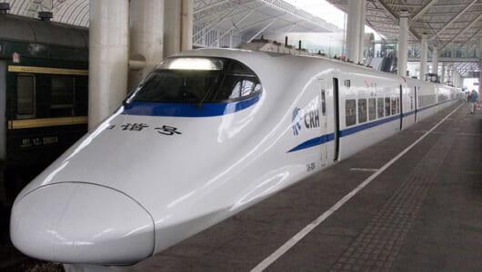 世界最高の時速350キロ!! 中国での移動には「高速鉄道」を使うべき?