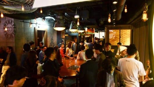 「出会い系立ち飲み」の最新トレンド!新宿の夜景を望む衝撃的なVIP感