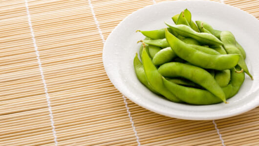もはやスーパーフード!  「枝豆」が世界中で愛されるようになったワケ