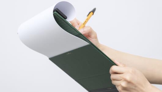 カ・イ・カ・ン! 書類を全方位防御するキングジムのクリップボード「マグフラップ」のキープ力が快感レベルだった