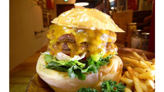 豚の「脂」で巻いた新宿御苑前「CHATTY CHATTY」のハンバーガーがフランス人観光客に大人気だという