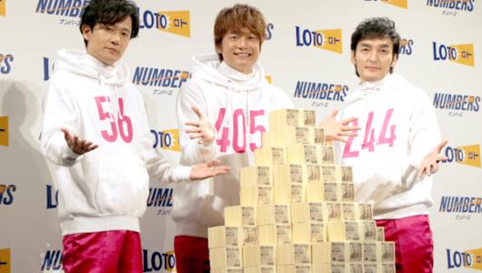 「56」大好き稲垣吾郎に香取慎吾「ちょっと恥ずかしい(笑)」