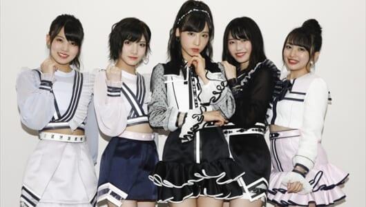 小倉有以、横山由依、岡田奈々、向井地美音、岡部麟がAKB48選抜総選挙に意気込み!