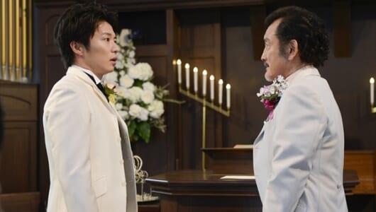 """田中圭、『おっさんずラブ』で吉田鋼太郎と""""男同士の結婚式""""初体験「新鮮な気持ち」"""