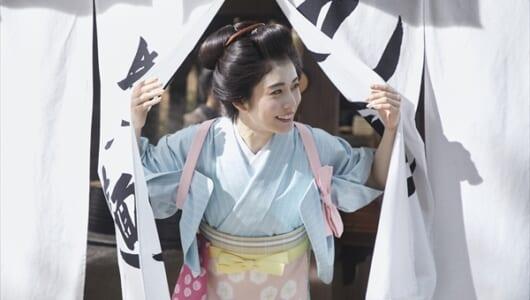 うどん好きの松岡茉優が丸亀製麺TV-CMで二代目女将に「これだけ自信を持って挑めるのは幸せ」