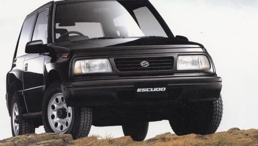 【中年名車図鑑】世界中にライトSUVムーブメントを巻き起こした都会派4WD