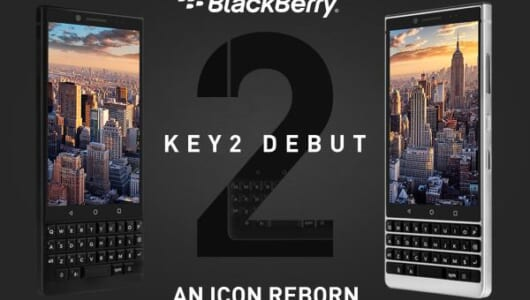 """物理キーボードを極めきる!「BlackBerry KEY2」は""""ショートカット""""がさらに便利に"""