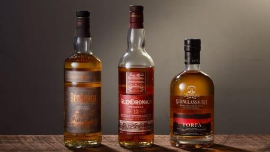 【保存版】ウイスキーの王者・シングルモルトスコッチから注目の3ブランドが上陸!基本からストーリーまで徹底解説