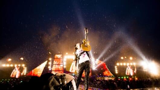 GLAY 函館野外ライブの原点・2013年緑の島ライブ WOWOWで放送決定