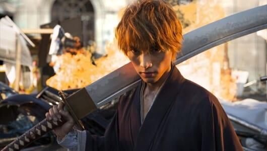 映画『BLEACH』福士蒼汰、杉咲花、吉沢亮のキャラPV解禁
