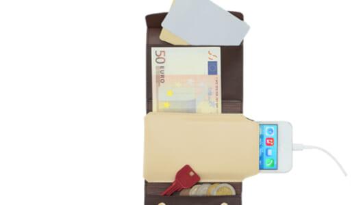 お金だけじゃなくiPhoneも入る財布!?――カバンの中がスッキリする収納グッズ4選