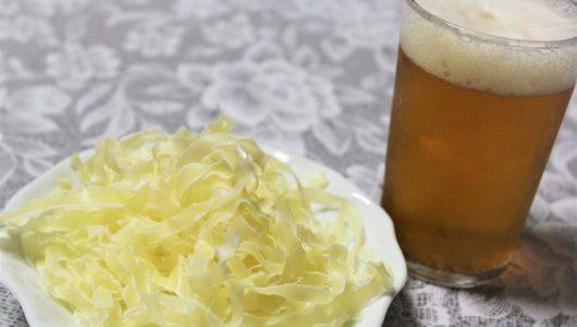 こんな「チーズ鱈」があったのか! あまりのウマさにお酒が追いつかない…扇屋食品「ふんわり削りチーズ」