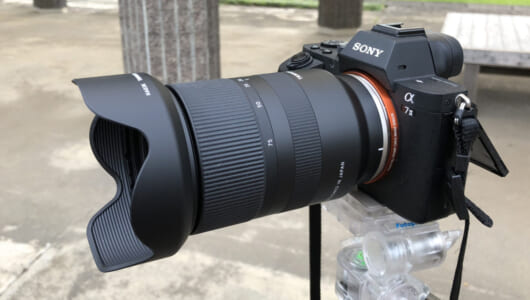 タムロンの新型標準ズーム「28-75mm F/2.8」はソニーユーザーにとって買いか?【実写レビュー】