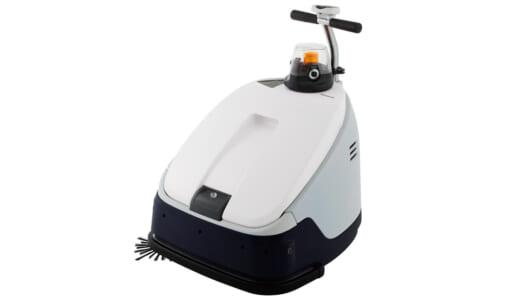 ビルもロボットが掃除する時代に! パナソニックから120万円の「RULO Pro」登場