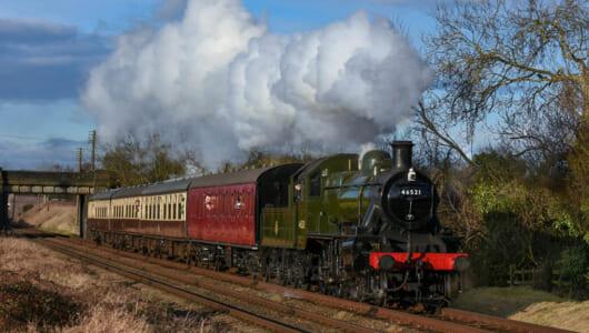 古き良き時代にタイムスリップできる「英国式保存鉄道」の魅力