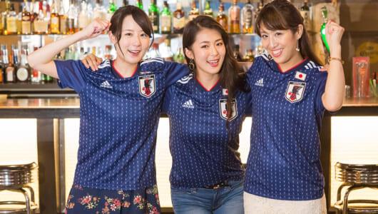 【サッカー日本代表応援企画】ワールドカップ観戦はスポーツバーへGO! 読者モデルと学ぶ観戦基礎マナーQ&A