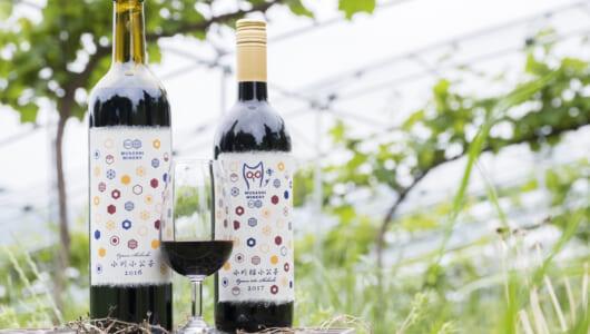完全無農薬栽培のブドウが醸す味は? 元金融マンが挑む非常識なワイン作り