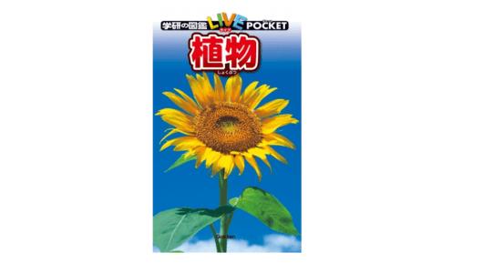 普通の散歩がフィールドワークに! 電子版の図鑑と一緒に出よう!――『学研の図鑑 LIVEポケット 3 植物』