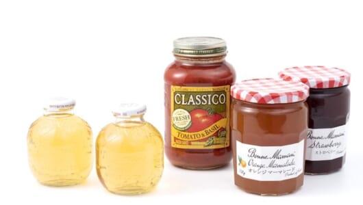 中身だけじゃなく瓶も使いこなし! コストコ商品の空き瓶リメイク術5選