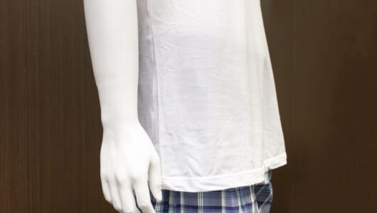 ほぼ日本初の「太った人」向けTシャツ! 腹の出っ張りを被う「POCHA BODY」とは?