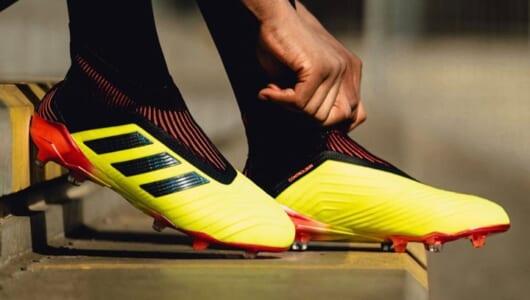 ロシアの地を彩る「最新サッカースパイク」! adidas編