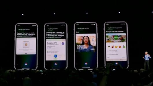 WWDC 2018でリアルに実感! iOS 12の大型アップデートでiPhone/iPadは別次元の使い勝手に