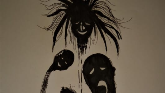 【ムー妖怪図鑑】首のお化けは、なぜ怖いのか?