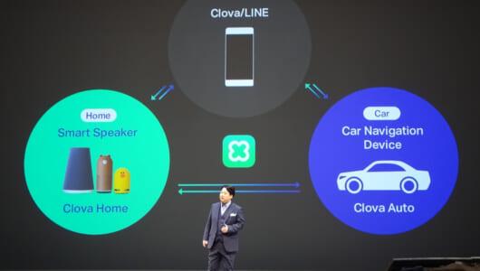 LINE「Clova」は日本人に最も合うAIアシスタント? 家からクルマへと広がるその世界観に思うこと。