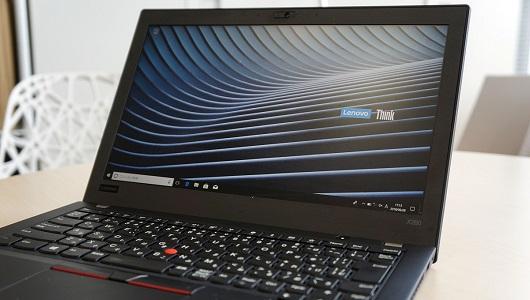 """2018年のモバイルPCは""""SIMフリー""""がイチオシ! 待望のLTE対応モデル「ThinkPad X280」を試した"""