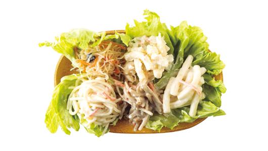 最強スーパー「業務スーパー」の「大容量サラダ」はコスパ高か? プロが実食リアル採点