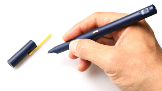 """""""普通""""が一番幸せ!? 自然体で使えて高性能とはデキるスマートペンだ!"""