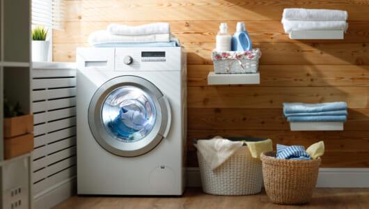 日頃の使い方でリスクは回避できる! 洗濯機の寿命をのばす4つの方法
