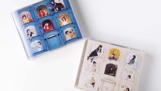 【本日発売】人気声優・南條愛乃のベストアルバム「THE MEMORIES APARTMENT」、「アニメ盤」と「オリジナル盤」が同時発売!
