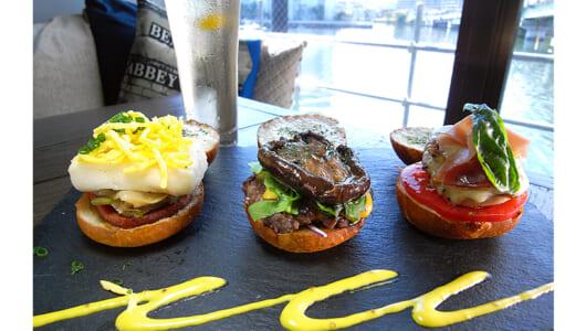 10年越しの友情が叶えたハンバーガー店、潮見「Skippers'」は夜も楽しい!