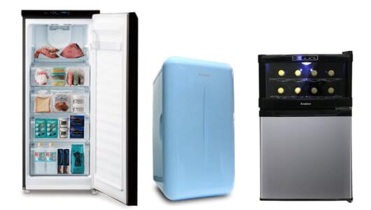 猛暑の個室でも、キンキンに冷えてやがる! 家電のプロおすすめ「ミニ冷蔵庫&ワインクーラー」5選