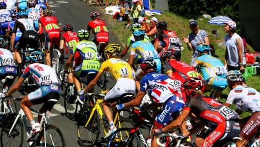 【ツール・ド・フランス】フランス人視聴者の半分はレースではなく、違うものも見ていた