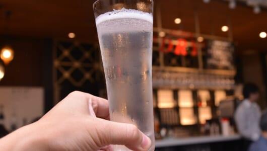 【完売続出】アサヒの「透明ビール」は何がスゴイ? 本当に美味しい? 試してみた