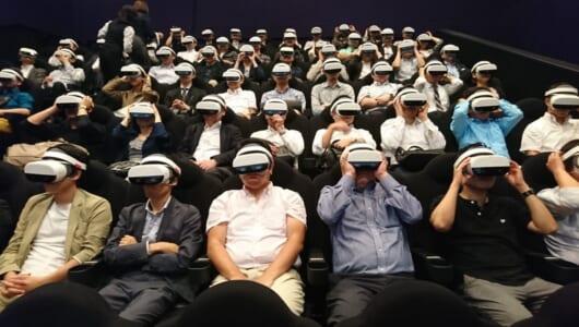 【迅速に鑑賞推奨】映画館でVRを堪能! 希少なエヴァ、おそ松さんなど意欲作だらけ!