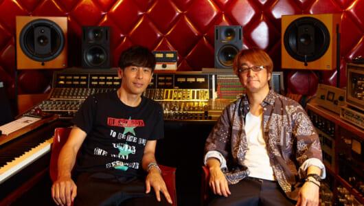 寺岡呼人×ABEDONが語る「クルマと音楽」――バッハとトランス・ミュージックがロングドライブには最高!