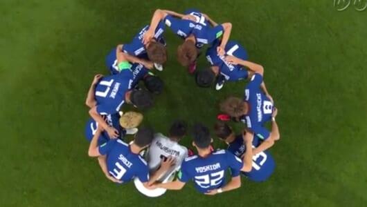 激闘だった日本vsベルギーに海外も感動!「今W杯ベストゲーム」