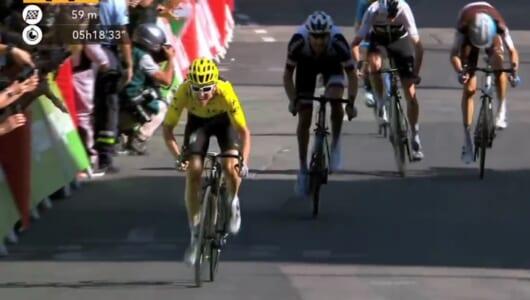 """""""グーナー""""のG・トーマスがツール・ド・フランスで絶好調! アーセナル公式も興奮"""