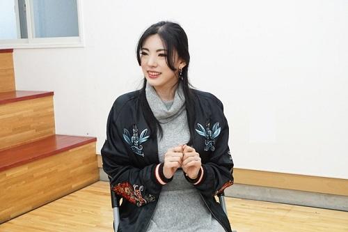砂月馨-Kei-インタビュー中2