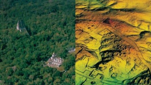【ムー古代文明の謎】密林の中に6万か所以上の石造遺跡を発見! 古代マヤ文明調査の最前線