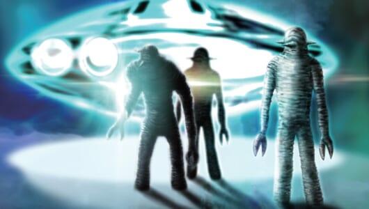 【ムー宇宙人図鑑】ロボットか気密服に身を包んだ地球外生命体か!? パスカグーラ事件の異星人