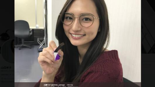 ミスキャンパスの頂点は和製ミランダ・カー? デビュー直後から数々の話題作に出演する女優・山賀琴子